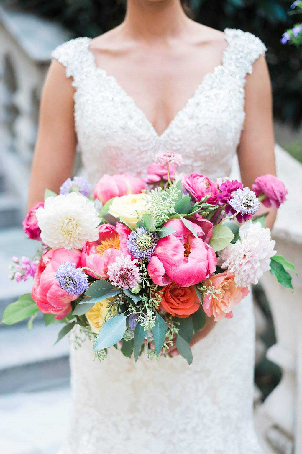Colorful Warehouse Wedding // Brake & Clutch // Claire + David ...