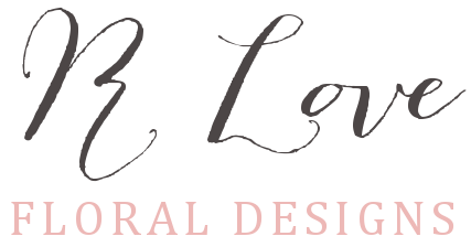 Dallas Wedding Florist RLove Floral Designs logo